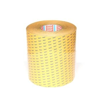 tesa薄且柔软无纺布双面胶带,宽度50mm,长度100M