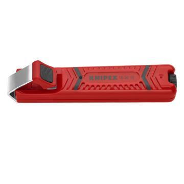 凯尼派克 Knipex 电缆剥线刀,4.0-16.0mm,16 20 16 SB