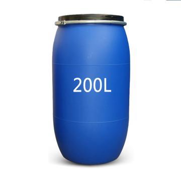 STORAGEMAID 200L拉緊環開口塑料桶(藍色),外形尺寸(mm):φ590*980