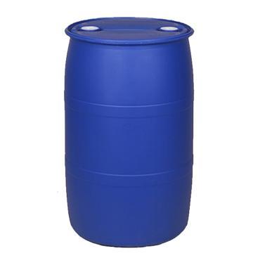 STORAGEMAID 200L單耳環閉口塑料桶(藍色),外形尺寸(mm):φ580*920