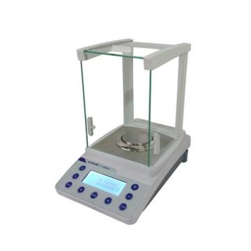 FA1204C分析天平(称量范围120g,读数精度0.1 mg)