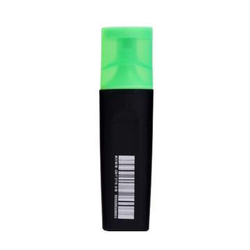 得力(deli) 彩色荧光笔 记号笔 日韩 水彩笔 绿色单支S600
