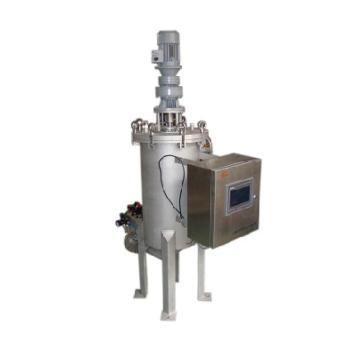 SAM SCF全自動自潔過濾器,SAM-SCF273,配濾網數量1,過濾精度150μm,最大流量30m3/h,進出口DN50