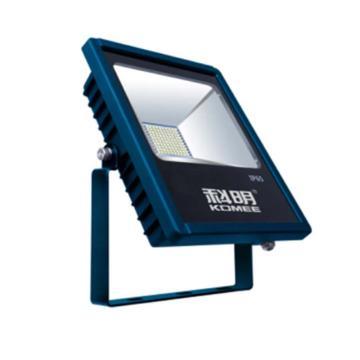 科明 K系列 LED泛光灯,内部方形灯罩 单灯头 100W 白光 IP65户外防水,单位:个