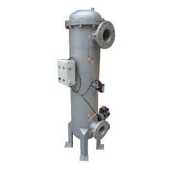 SAM 全自動自潔過濾器,SAM-SBF200,配濾網數量1,過濾精度100μm,最大流量80m3/h,進出口DN100