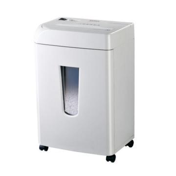 齐心碎纸机,静音型 ,多功能 白  S333