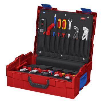 凯尼派克 Knipex  L-Boxx® 电工工具箱,65件套,00 21 19 LB E