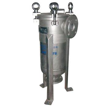 SAM 單袋式過濾器,SAM-1P,側進式,過濾面積0.25m2,最大流量20m3/h,容積15.5L,需另配1#濾袋
