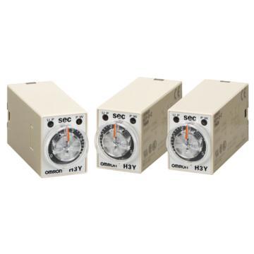 欧姆龙 时间继电器,H3Y-2-C AC220V 30S