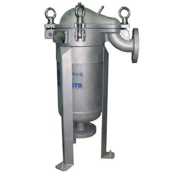 SAM 單袋式過濾器,SAM-1S,頂入式,過濾面積0.25m2,最大流量20m3/h,容積16.5L,需另配1#濾袋