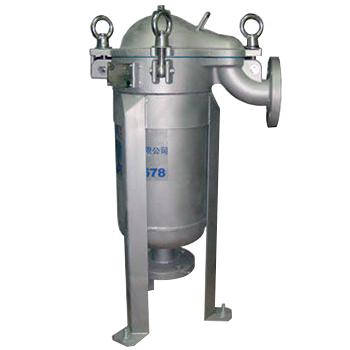 SAM 单袋式过滤器,SAM-1S,顶入式,过滤面积0.25m2,最大流量20m3/h,容积16.5L,需另配1#滤袋
