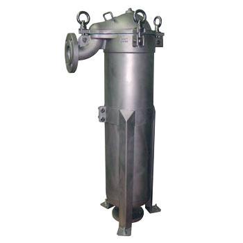 SAM S系列單袋式過濾器,SAM-2S,頂入式,過濾面積0.5m2,最大流量45m3/h,容積29L,需另配2#濾袋