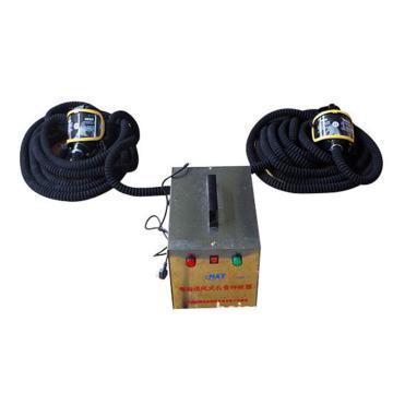 海安特 送风式长管呼吸器,双人,标配10m长管,HAT-DS/2-双人
