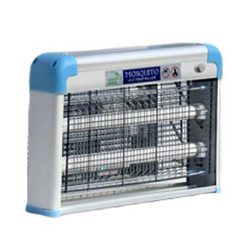 施莱登 LED电击式灭蚊灯 SD系列 SD-4LB 灯管规格LED(4W)x2支 灰蓝边框
