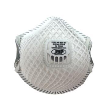 JSP 822V 欧标FFP2(国标KN95)金属烟焊接防护口罩,10个/盒