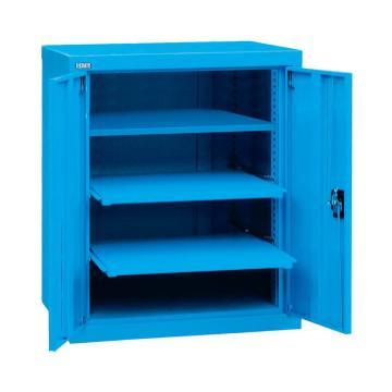 带门工具柜, 723W*600D*1000H 3层层板