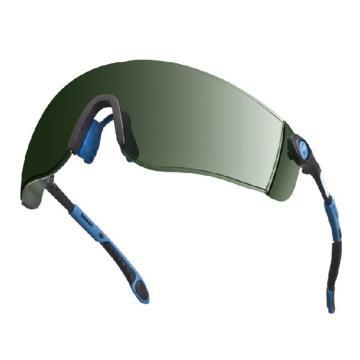 代尔塔DELTAPLUS 焊接眼镜,101012,LIPARI2 T5舒适型焊接用T5安全眼镜