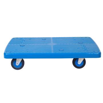 連和 全靜輪四輪地板車,鐵支架輪 150KG,PLA150Y-DL