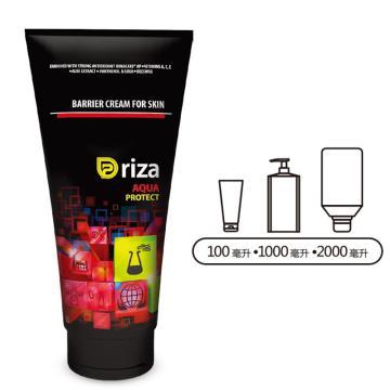 力赞(RIZA)防水性防护霜,100毫升,隔离水溶性油污 单位:支