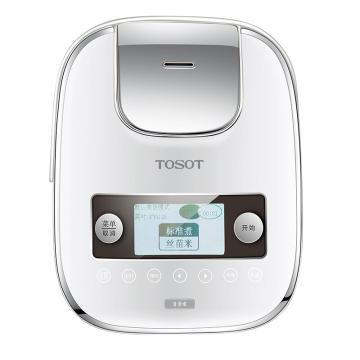 格力TOSOT 4L家用IH智能电饭煲,GDCF-4001C,热荐IH饭煲