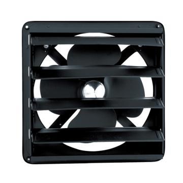 德通 百叶窗敞开式换气扇,FBD20-4,220V,Ф200mm