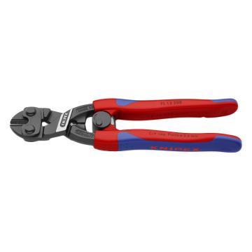 凯尼派克 Knipex Cobolt紧凑型断线钳,200mm带开口弹簧,71 12 200