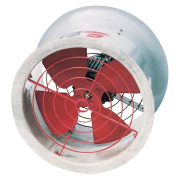 华荣 壁式防爆轴流风机(钢板材质) BT35-11-2.8#/220V/0.18kw,1450rpm,叶轮角度25°,防爆等级ExdIIBT4