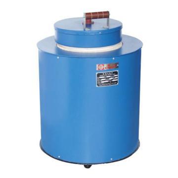 坩埚电阻炉,Sg2-5-10,温度:1000℃