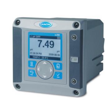 哈希HACH,SC200控制器,高档,PH/ORP/DO-两模拟输出,LXV404.99.00102