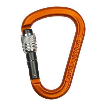 斯泰龙泰克SKYLOTEC 安全钩,H-137-SC-OR,手动锁