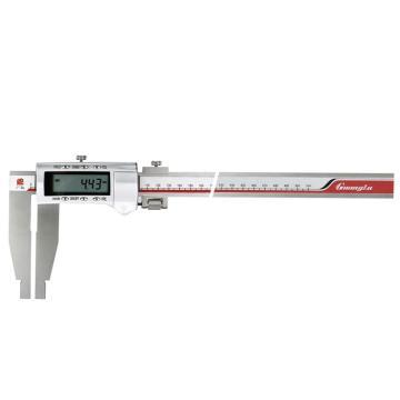 广陆 数显卡尺,0-150mm(单向爪)