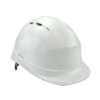 代尔塔 102012-BC安全帽,白,印'BYTON'logo