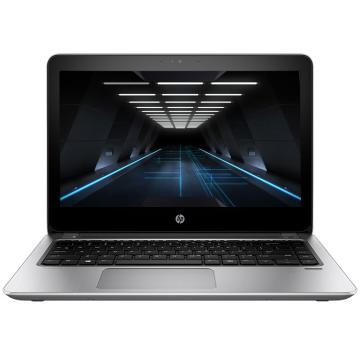 惠普(HP)Probook440G5 14英寸笔记本电脑银色(i3-7100U/4G/ 500G/ Nvidia® GeForce® 930MX 2G/ Win10 ) 含电脑包鼠标