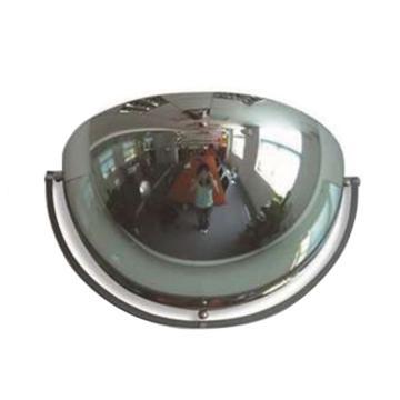 安赛瑞 半球镜,进口柔性PC镜面,含安装配件,Ф600mm,14306
