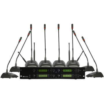 骑士 音响,QAX3000/808 真分级U段一拖八无线话筒 单位:套