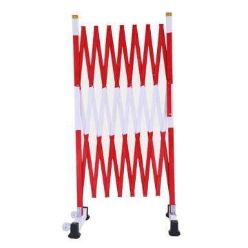 玻璃钢片式伸缩围栏,1.2*2米