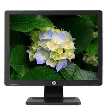 惠普 LED背光液晶显示器,P17A(17英寸 方屏LED背光液晶显示器,VGA接口,250nits)
