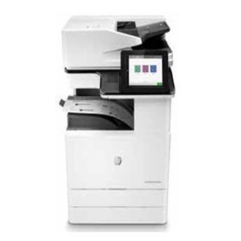 惠普(HP) 彩色數碼復合機,A3 (打印復印掃描) 含4個520頁的紙盒+小冊子裝訂 LE87660z(含安裝)
