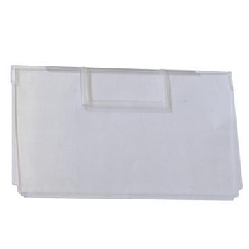 捷通 分隔式零件盒109分隔片,透明