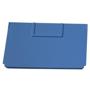 捷通 分隔式零件盒214分隔片,蓝色