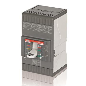 ABB 塑壳断路器,Tmax XT系列固定式热磁,XT1B160 TMD16-450 FFC 3P,10153454