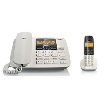 集怡嘉 電話機, 白色,A280