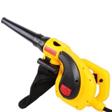 鼓风机电脑除尘器布袋吸尘器工业清灰枪吹风机电动工具 黄色款