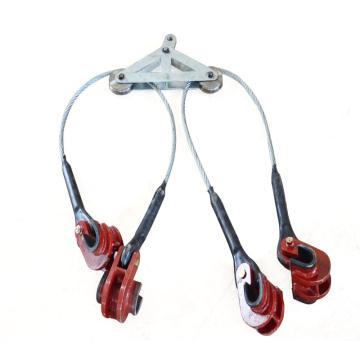 电力专业提升器 四线提线器 双分 四分裂 架空提升器