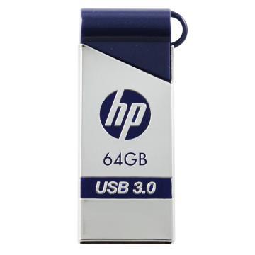 惠普3.0 U盘 x715w 64G 单位:个
