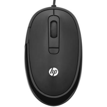 惠普 黑色有线鼠标, FM310 单位:个