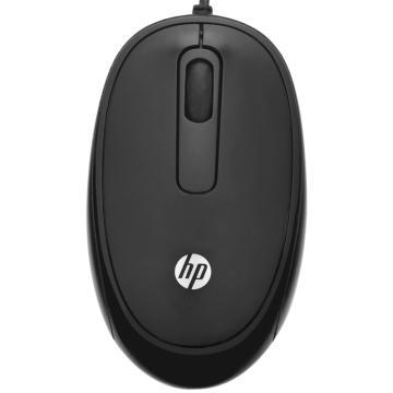 惠普 黑色有线鼠标, FM110 单位:个