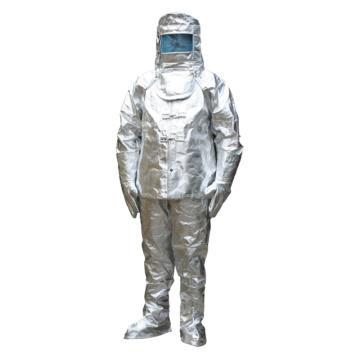 全合众 分体式隔热服,QL-GRF-M,含头罩 手套 脚罩 衣服 裤子