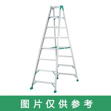 PICA 专用翻梯,(人字梯)(双侧宽幅踏步60mm)梯高:2.56m 重量:11.8kg