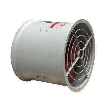 华东 BFS系列防爆壁式轴流风机,BFS-500/220,0.55KW/220V,钢制,带前网和电机中网,防爆等级ExdIIBT4